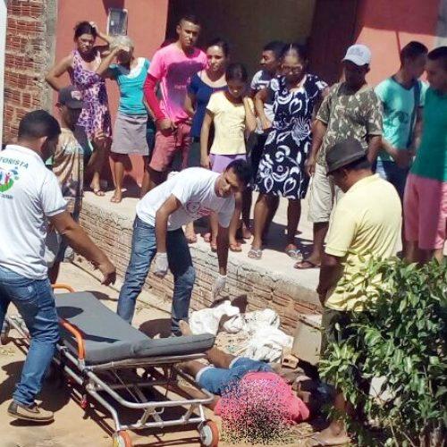 Homem de 33 anos morre em acidente de moto no Centro de Vera Mendes