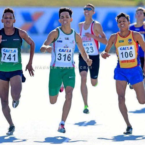 Piauiense vence prova de 800 m e é campeão brasileiro Sub 18