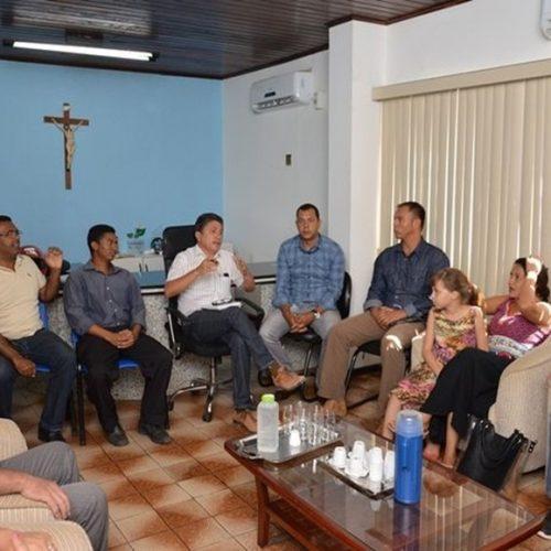 Prefeito assegura apoio a Marcha para Jesus em cidade do Piauí