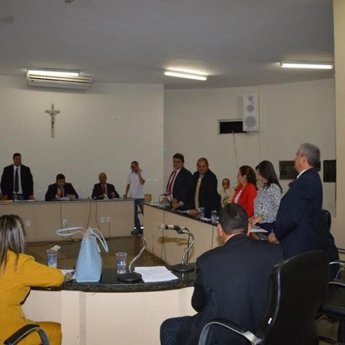 Câmara de Picos rejeita audiência sobre criação da taxa do lixo