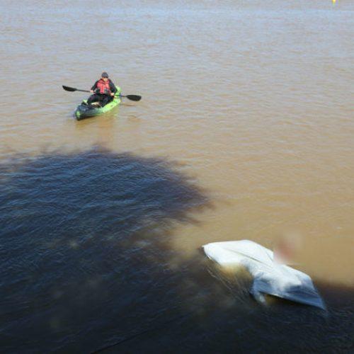 Bombeiros resgatam corpo de adolescente afogado em rio no Piauí
