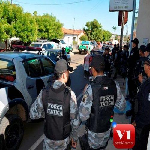 VALENÇA | Polícia realiza operação e 04 pessoas são detidas