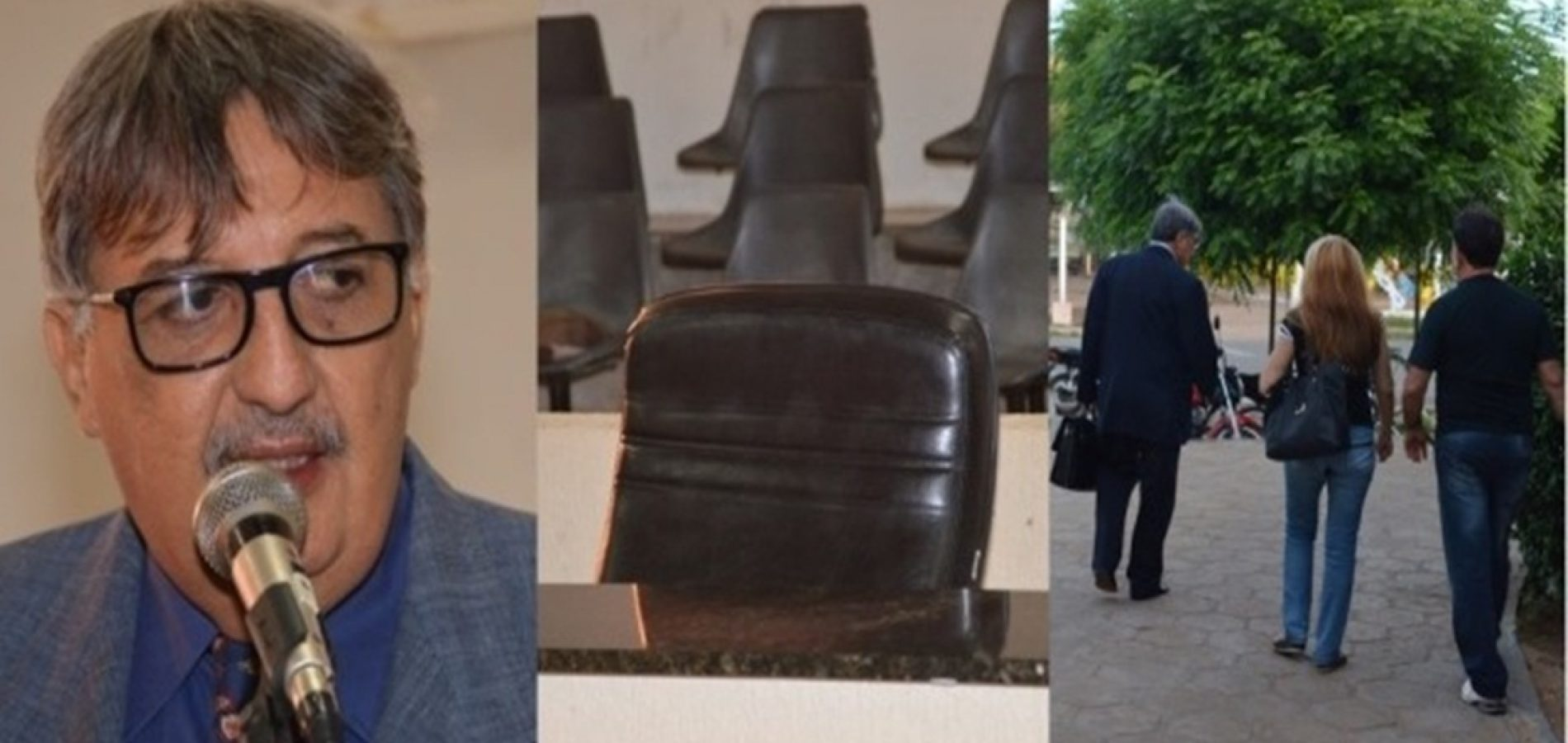Vereador deixa plenário da Câmara Municipal de Picos no meio da sessão pela terceira semana consecutiva