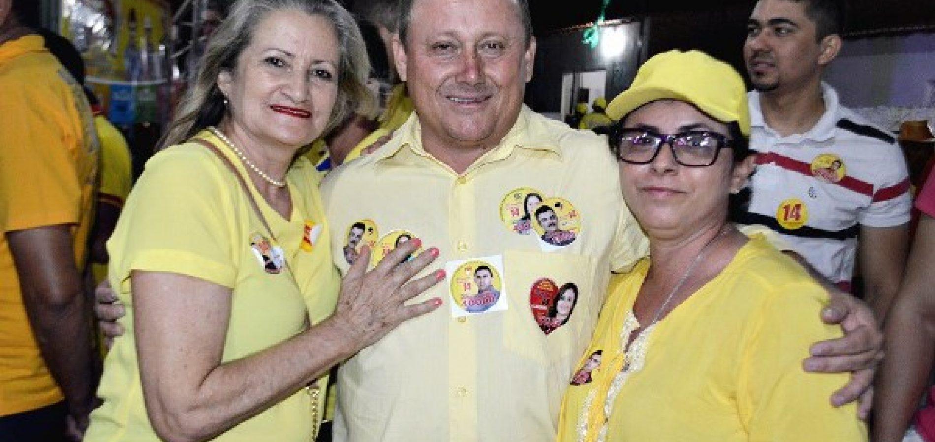 Prefeito de Vila Nova emite nota de pesar pela morte de 'Maria do Gonzaga' e decreta luto oficial de dois dias