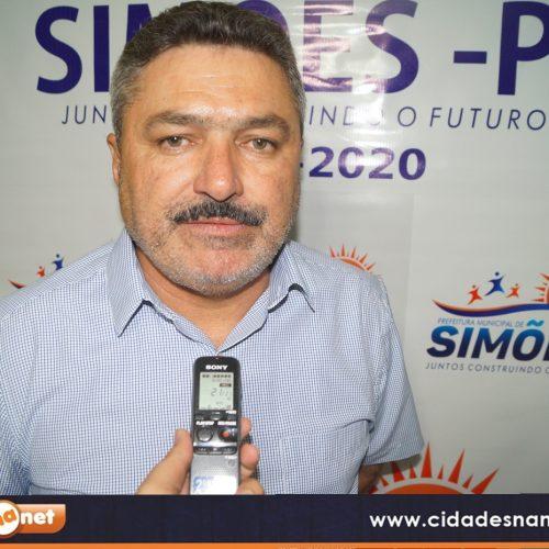Prefeito Zé Ulisses completa primeiro ano de gestão e fala em trabalho pelo povo de Simões