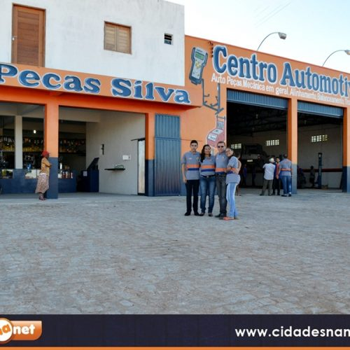 Centro Automotivo é inaugurado em Jaicós e amplia leque serviços