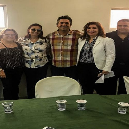 FRONTEIRAS | Prefeita Maria José prestigia posse da nova diretora do Hospital Justino Luz em Picos