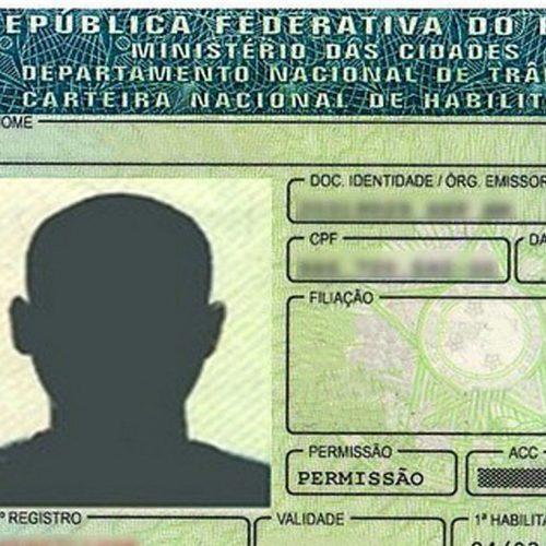 Em Picos motorista é preso com CNH falsa e revela ter comprado o documento por R$ 1,6 mil