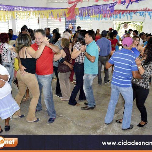 JAICÓS | Assistência Social promove 'Arraiá do Serviço de Convivência'