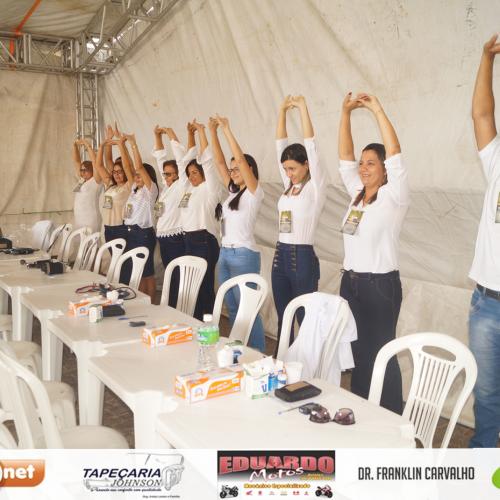 """No aniversário de Simões, Prefeitura promove """"Momento Saúde"""""""