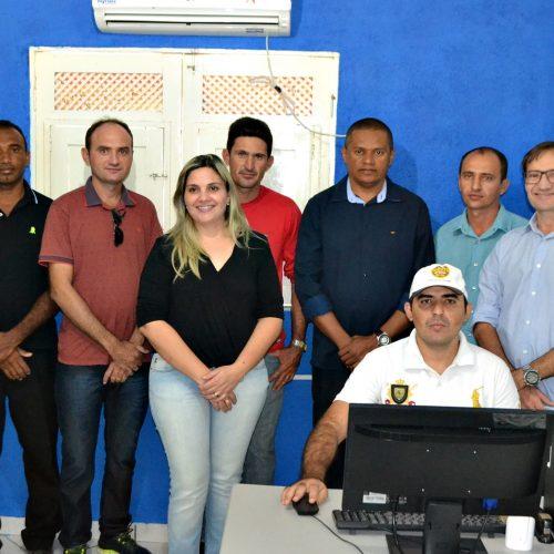 Escritório da Adapi é aberto em Massapê e facilita acesso aos produtores rurais; prefeito fala sobre ações no setor
