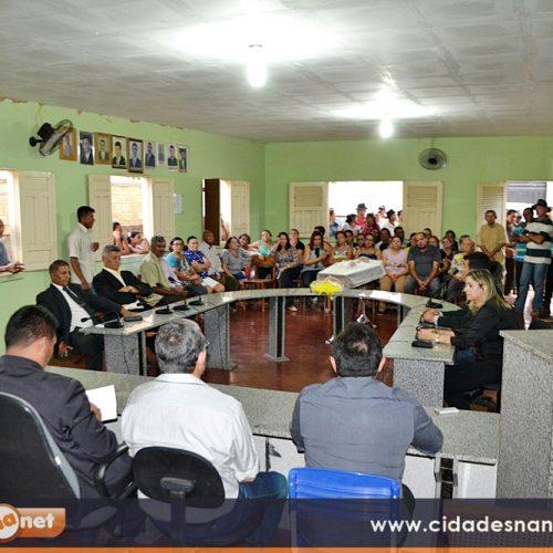 Câmara realiza sessão solene em homenagem a ex-vereador de Patos do PI; prefeito decreta luto e divulga nota de pesar
