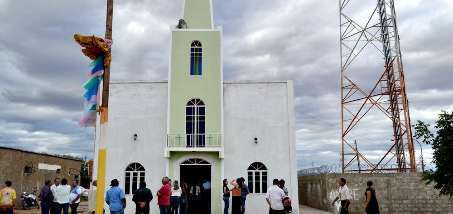 Igreja de Francisco Macedo divulga programação do festejo de São Francisco, padroeiro do município