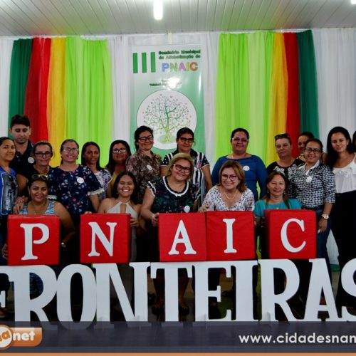 Educação de Fronteiras realiza III Seminário de Alfabetização do PNAIC e aponta avanços na nova gestão do programa