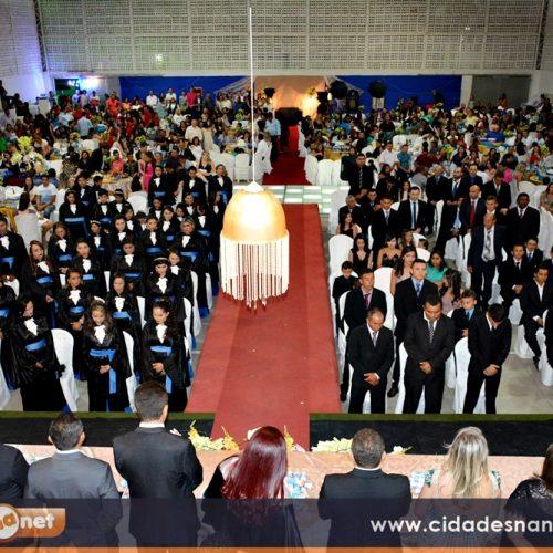 FOTOS | Colação de grau e baile de formatura da primeira turma de Pedagogia de Vila Nova do Piauí