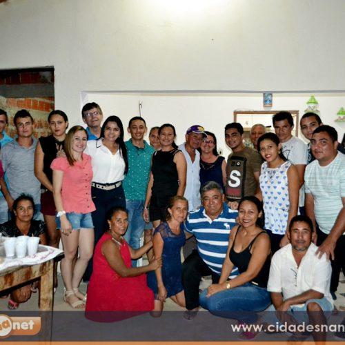 Teresa Britto fortalece o PV e discute problemas sociais em visita a Alagoinha do Piauí