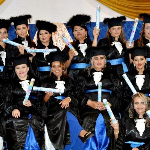 GENTE EM EVIDÊNCIA | ISEPRO forma a primeira turma de pedagogia em Vila Nova do PI; fotos
