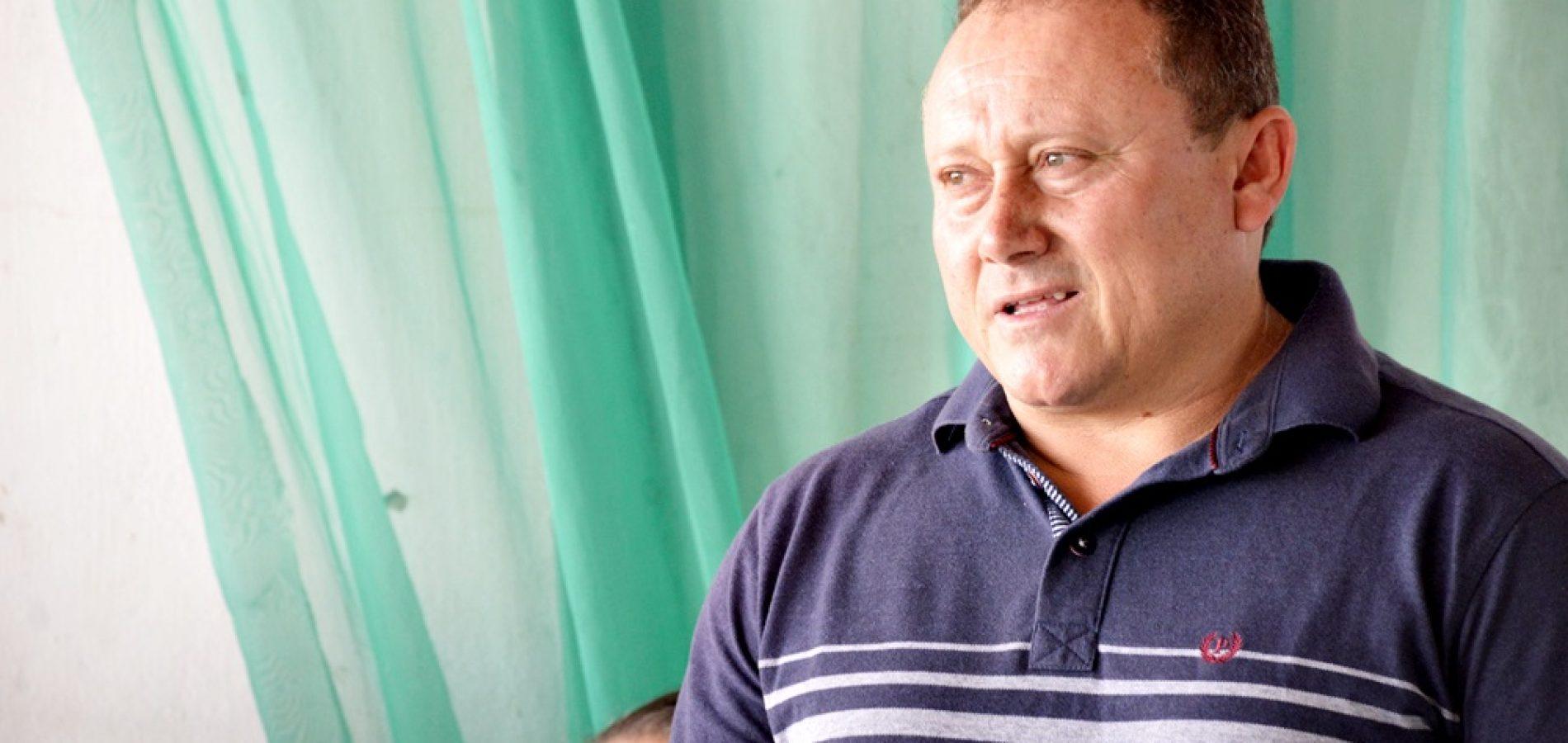Prefeito de Vila Nova paga R$ 32 mil em contrapartida do Garantia Safra e garante benefício a 632 agricultores