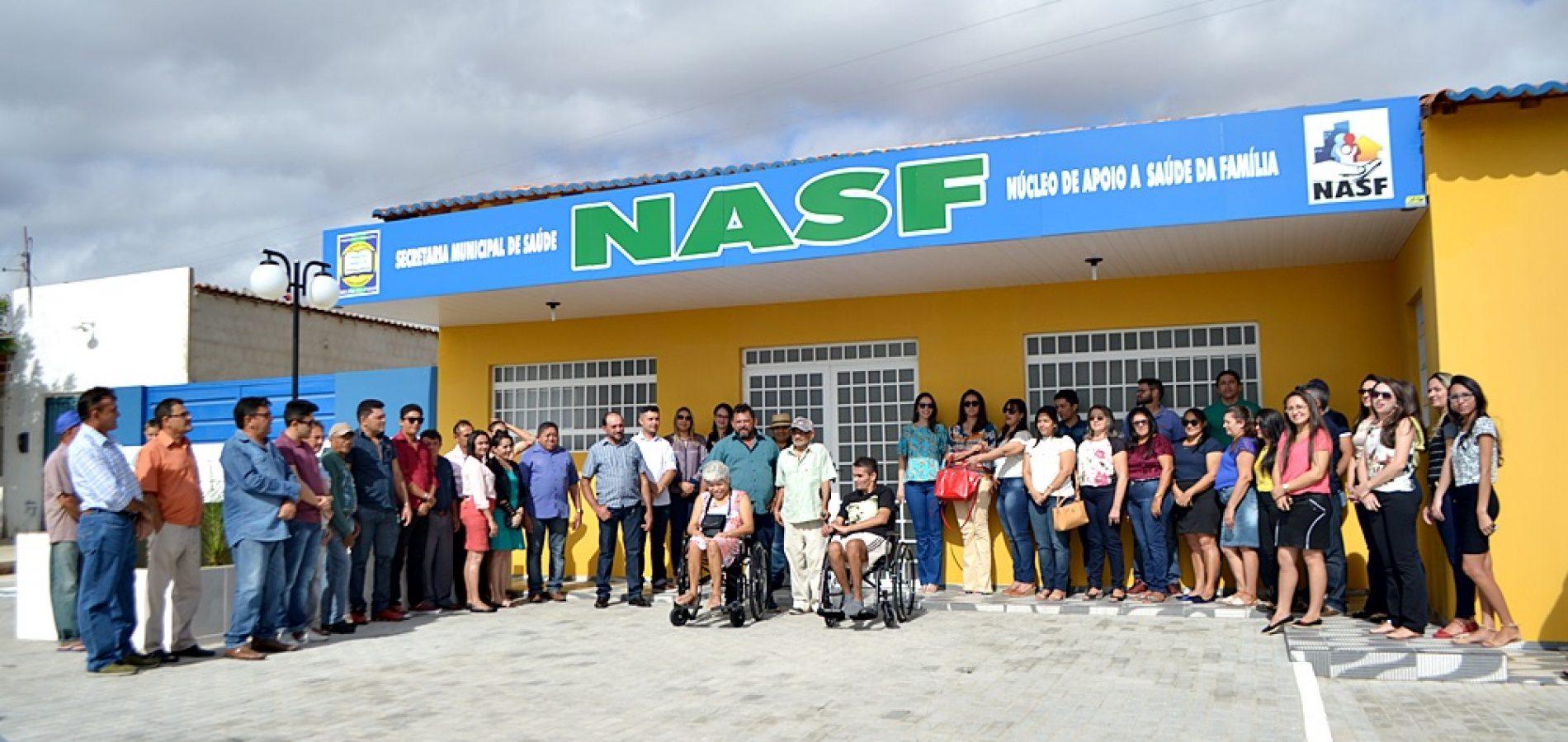 BELÉM   Prefeitura inaugura sede própria do NASF e realiza Conferência Municipal de Saúde