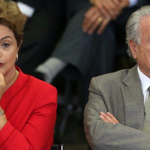 Temer se iguala a Dilma e tem pior avaliação a um governo em 30 anos, aponta Ibope