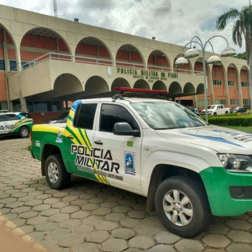 Mais de 100 mandatos de prisão foram cumpridos no 1° semestre de 2017 no Piauí