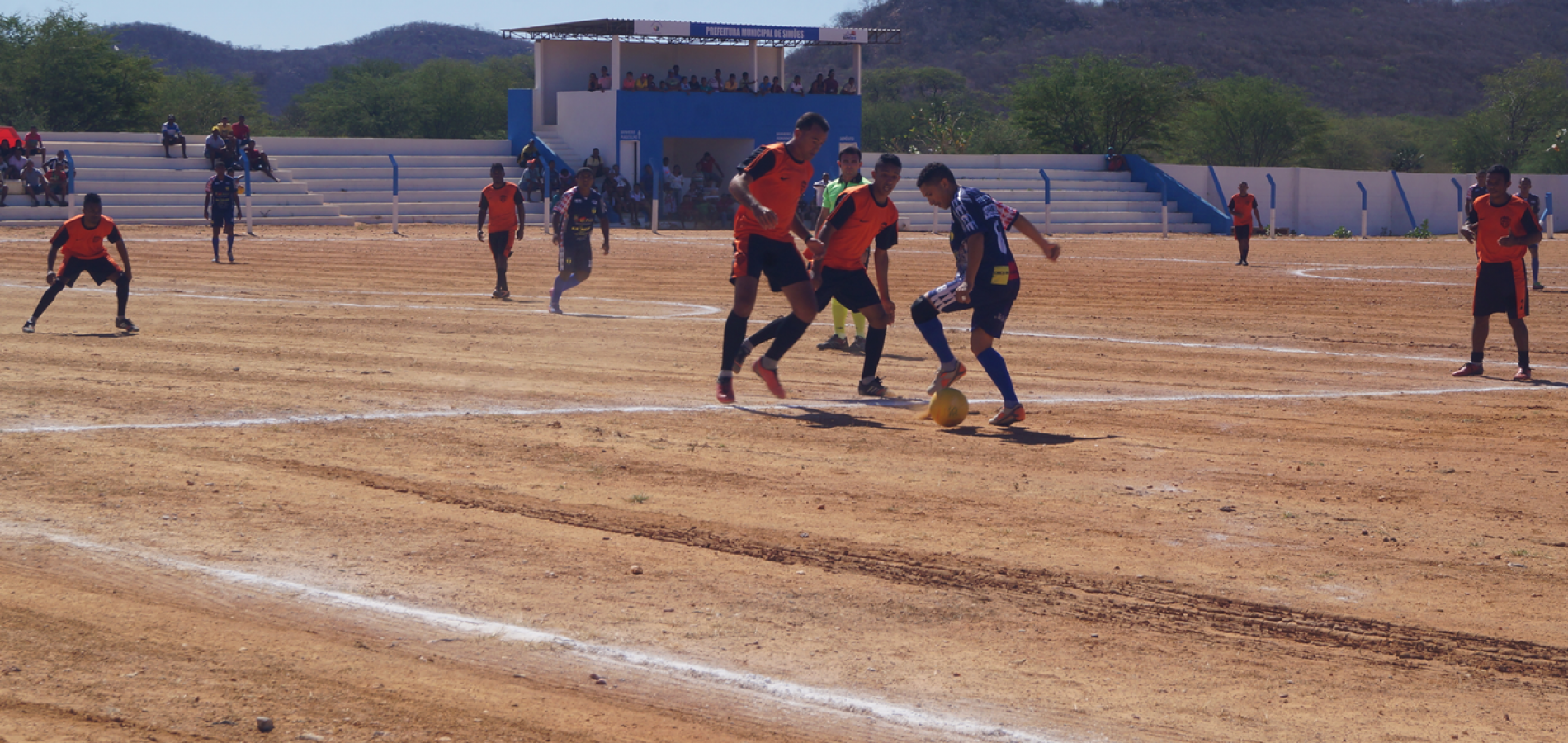 SIMÕES | Veteranos e São Simão estão na final do 17º Campeonato Municipal de Futebol Amador
