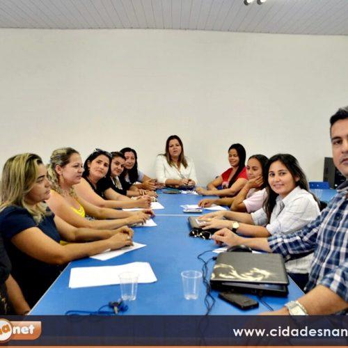 Em Alegrete do Piauí, educadores se reúnem para discutir propostas de melhoria na Educação
