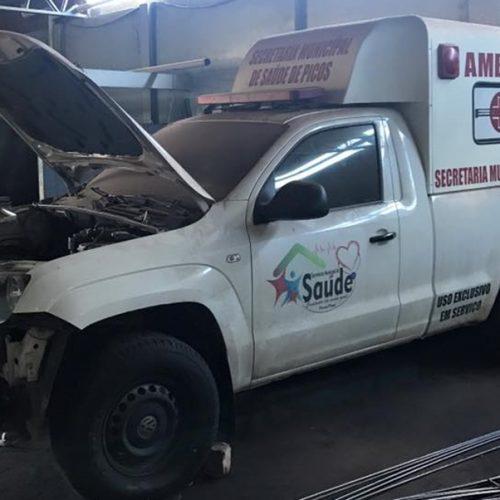 Vereador denuncia que Picos está sem ambulâncias há oito meses