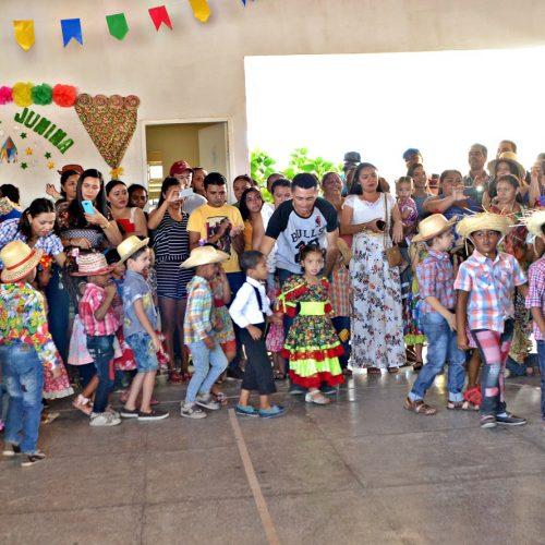 Francisco Macedo promove 'Arraiá da Proinfância' e estimula a cultura para as novas gerações