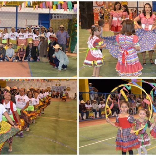 Caldeirão Grande do Piauí promove o 'Arraiá do Sociá'; veja fotos