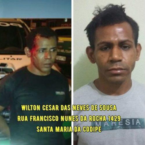 Suspeito de arrombamento ameaça vítimas afirmando ser portador do vírus HIV no Piauí