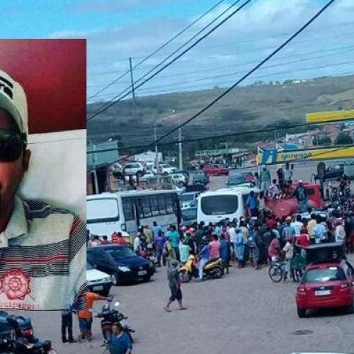 Homem é morto a tiros dentro de carro em Araripina