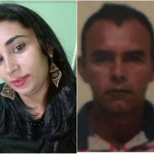 Polícia divulga imagem de acusado de matar namorada frentista a facadas em Caldeirão Grande