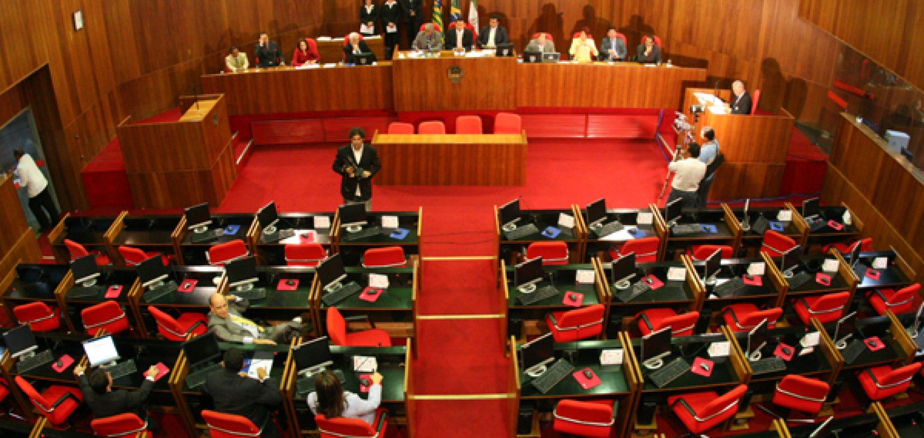 Assembleia Legislativa do Piauí indenizou deputados em R$ 4,8 milhões até junho