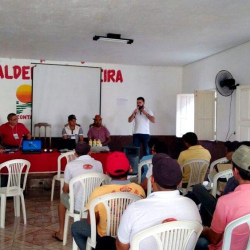 Com 52 membros, Associação de Criadores de Ovinos e Caprino é criada em Jacobina do Piauí