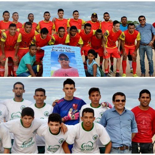 Campeonato Intermunicipal de Futebol Amador é aberto em Campo Grande do Piauí