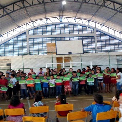 Alunos da rede municipal de ensino de Caridade se destacam no concurso Canguru de Matemática Brasil 2017