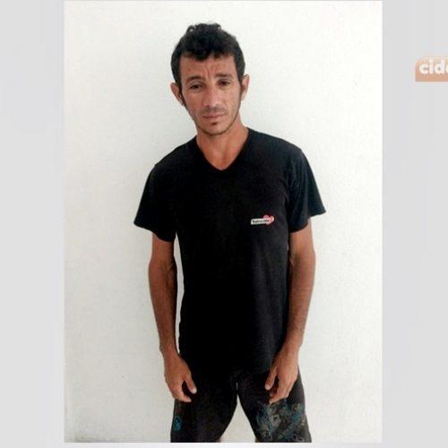 Acusado de homicídio é preso pela Policia Civil de Fronteiras na zona rural de São Julião