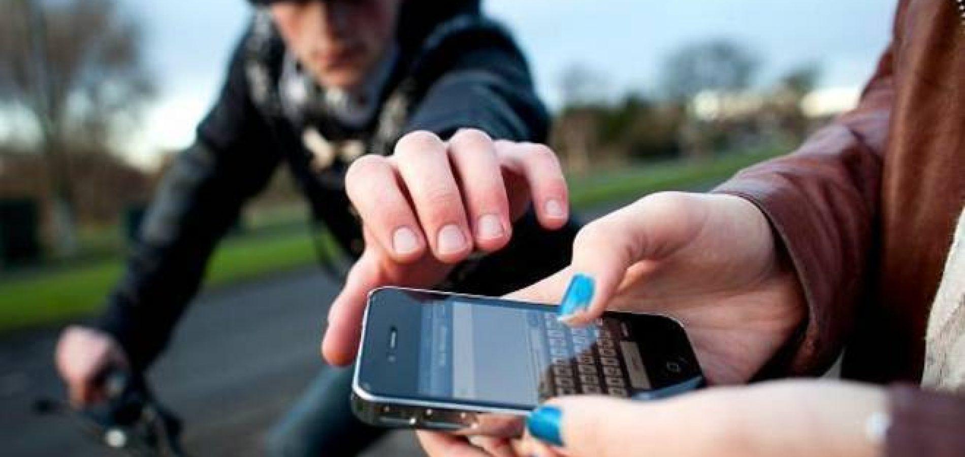 Polícia prende homem acusado de roubar aparelho celular no Centro de Picos