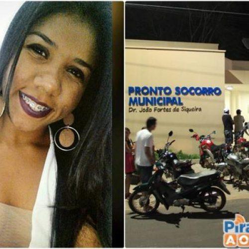 Jovem ciclista é atropelada por moto e morre em município do Piauí
