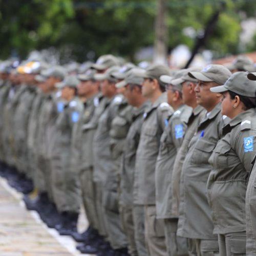 208 policiais militares em formação reforçarão efetivo no interior do Piauí