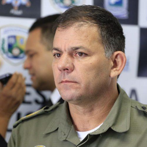 Coronel Carlos Augusto anuncia mudanças em comandos da PM-PI