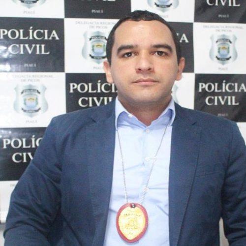 Jonatas Brasil entrega função e 21º delegacia regional está sem titular