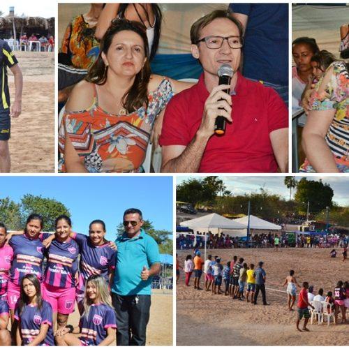 41 jogos movimentam a 2ª rodada do Festival Desportivo de Férias em Massapê do Piauí
