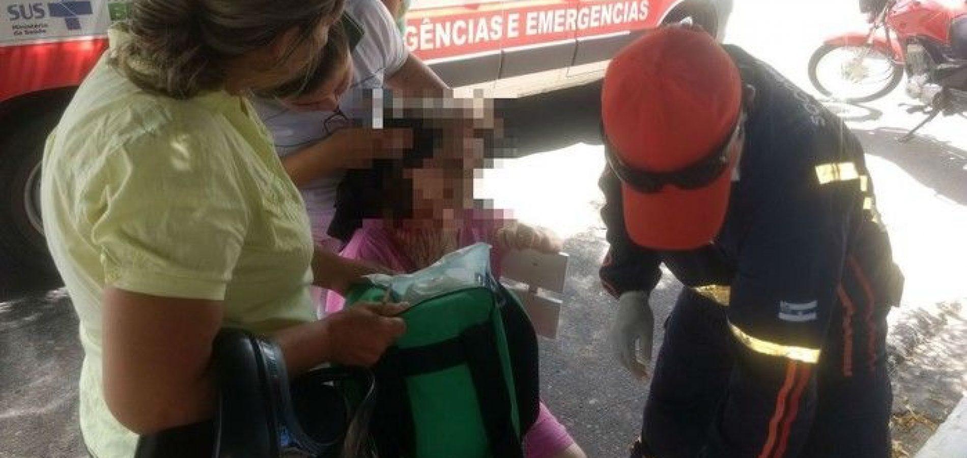 Garoto de 14 anos é acusada de esfaquear a avó e a tia em município do Piauí