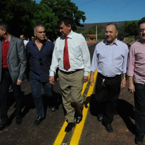 Governador pretende transformar o mercado público de Picos em Ceasa regional
