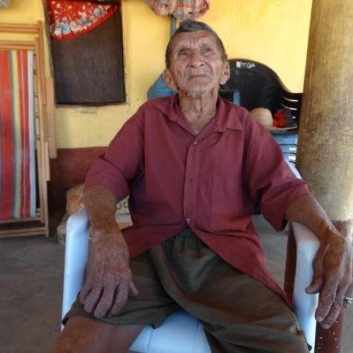 Com 116 anos, idoso pode ser um dos homens mais velhos do Brasil