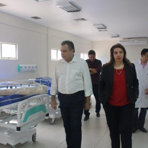 Governo investe em melhorias estruturais no Hospital de Picos