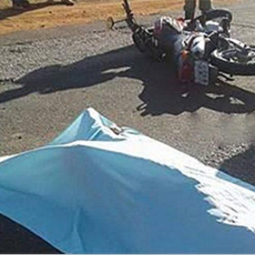 Homem morre em acidente com motocicleta na rodovia PI 459