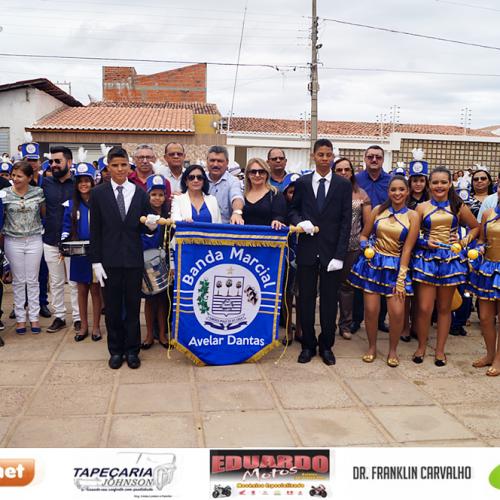 SIMÕES 63 ANOS | Veja fotos do Desfile Cívico e Hasteamento das Bandeiras